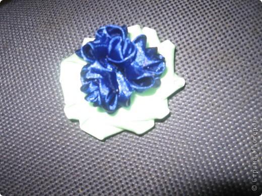 Цветы канзаши фото 4