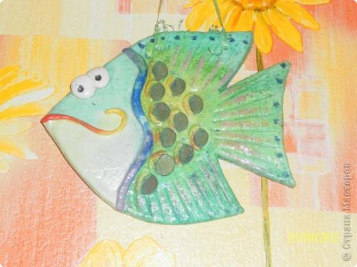 Рыбка моя...( по  http://stranamasterov.ru/node/51501?c=favorite)