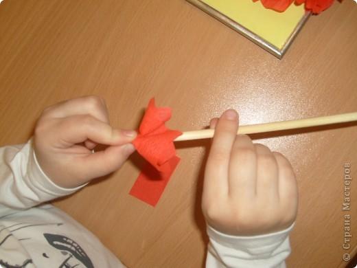 вот  такую  замечательную  Звезду мы  сделали  вместе  с  детьми  к  Дню  ПОБЕДЫ!!! фото 4