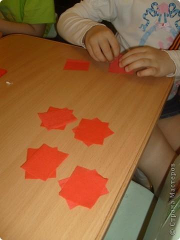 вот  такую  замечательную  Звезду мы  сделали  вместе  с  детьми  к  Дню  ПОБЕДЫ!!! фото 5