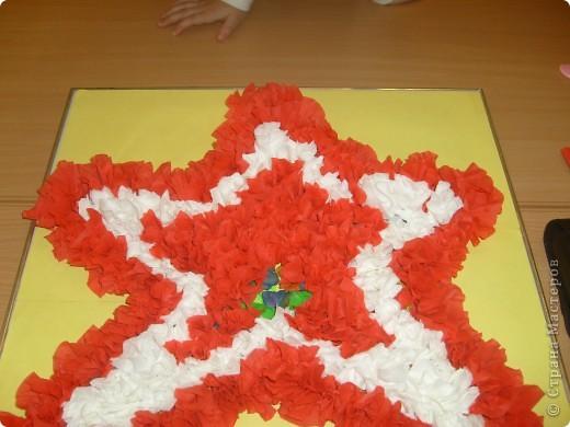 вот  такую  замечательную  Звезду мы  сделали  вместе  с  детьми  к  Дню  ПОБЕДЫ!!! фото 6