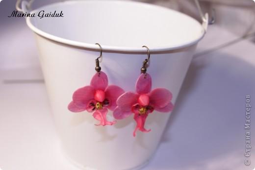 Шпильки-орхидеи фото 6