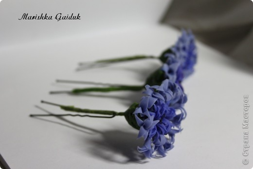 Шпильки-орхидеи фото 2