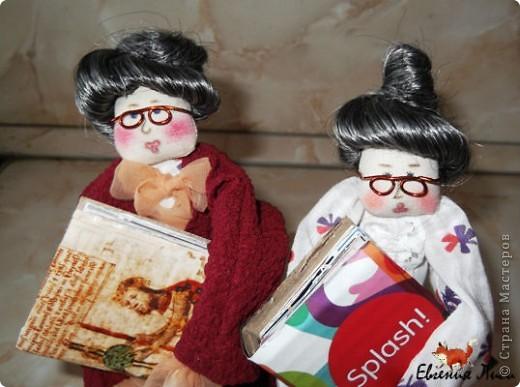 25 мая профессиональный праздник - день библиотекаря! Вот к этому дню и шились эти дамы. фото 6