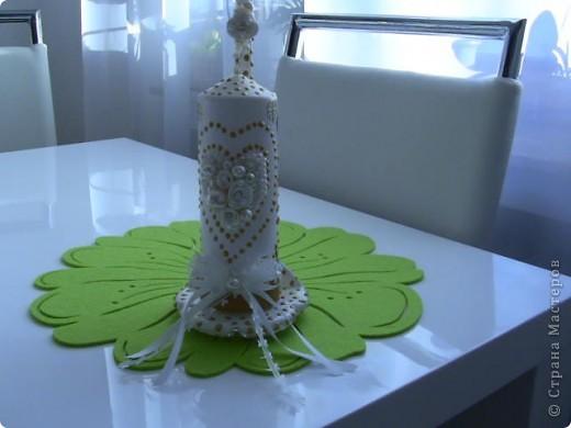 Свадебная свеча  фото 4