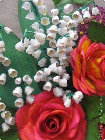 Здравствуйте жители СМ. Я собрала корзину ярких цветов. Наверно этому способствовала прекрасная погода. У на градусник показывает под 30 градусов. фото 9
