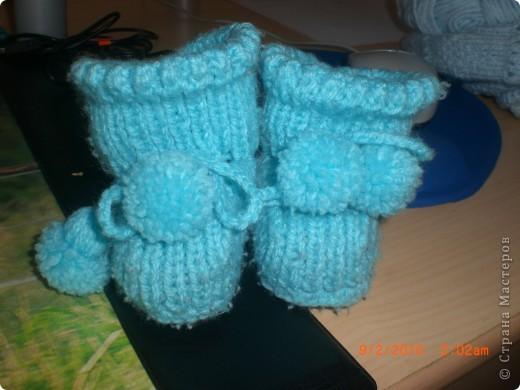 Моё вязание фото 8