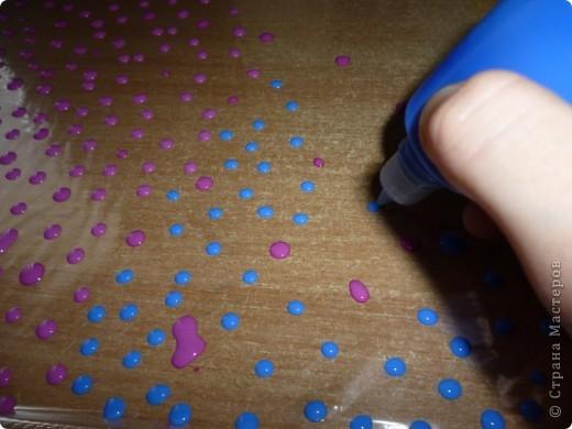 Здравствуйте, сейчас я вам покажу как сделать такую замечательную мозаику.  фото 4