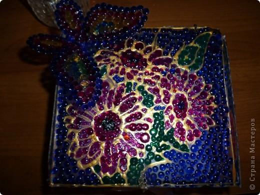 Здравствуйте, сейчас я вам покажу как сделать такую замечательную мозаику.  фото 9