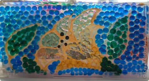 Здравствуйте, сейчас я вам покажу как сделать такую замечательную мозаику.  фото 10