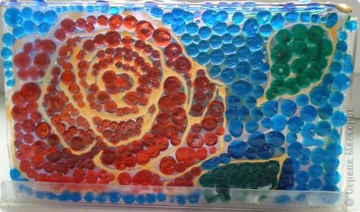 Здравствуйте, сейчас я вам покажу как сделать такую замечательную мозаику.  фото 11
