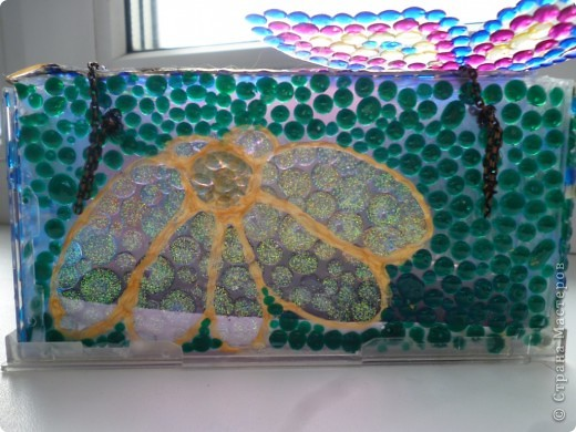Здравствуйте, сейчас я вам покажу как сделать такую замечательную мозаику.  фото 12
