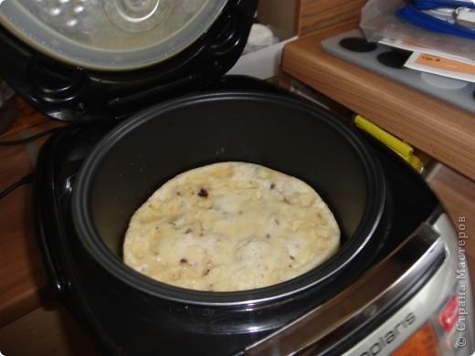2 пачки творожной массы, 2 яйца, изюм, немного молока, все перемешать фото 6