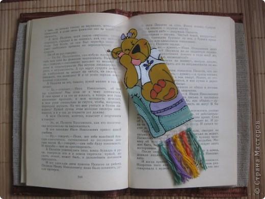 Закладки для книг фото 1