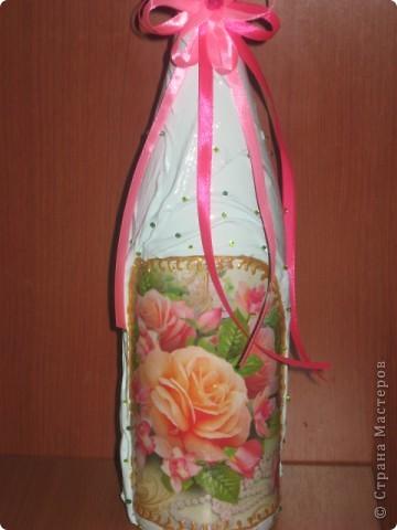 бутылки и досочки фото 1