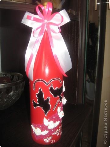 бутылки и досочки фото 2