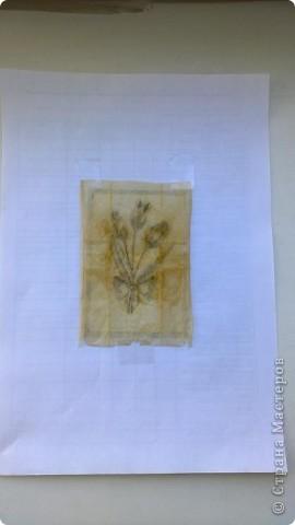Разные картинки можно печатать на предварительно использованных, высушенных и расправленных чайных пакетиках.  фото 3