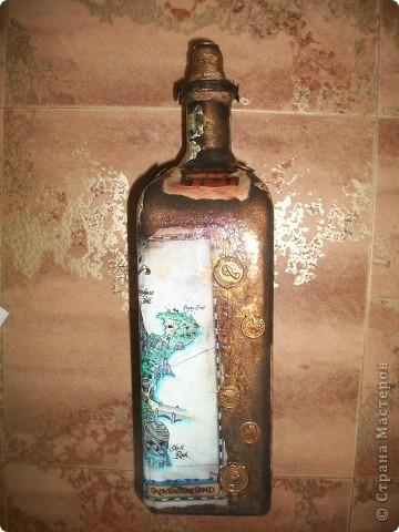 """Бутылка """"Пиратский клад"""" фото 5"""