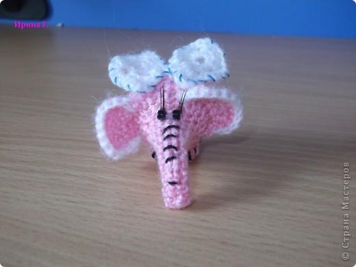 Цветочный слоник. фото 2