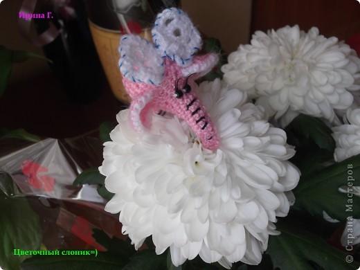Цветочный слоник. фото 3