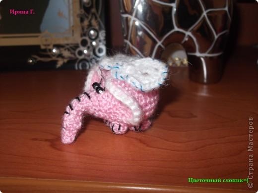 Цветочный слоник. фото 4