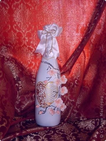 """свадебный набор""""ветка сакуры"""" фото 2"""