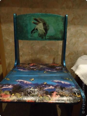 Детский стульчик . фото 4