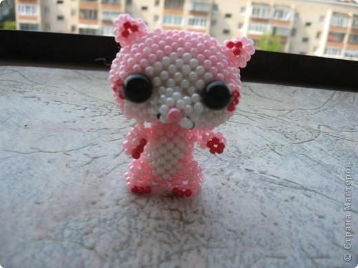 Доченька увидела у http://stranamasterov.ru/node/341010?c=favorite  кошечку Герцогиню и загорелась сплести. Спасибо Бригантине. Сегодня счастью нет предела. фото 3