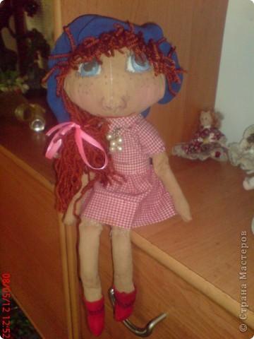 Кукла Тыквоголовка.