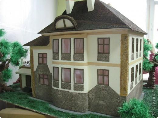 макет дома фото 2