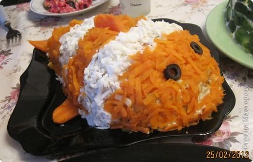оформление салатиков! фото 10