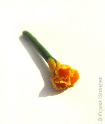 Дорогие жители СМ, поздравляю Всех с праздником! У нас в мае цветут крокусы, такие красивые и нежные... Вот и захотелось сделать украшение с ними. фото 8