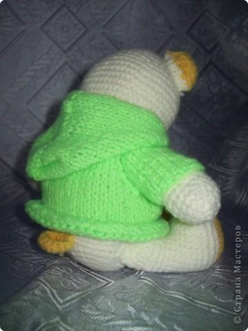 Мишутка в кофточке фото 2