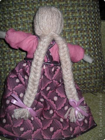 Эту куклу я решила назвать Василиса фото 3