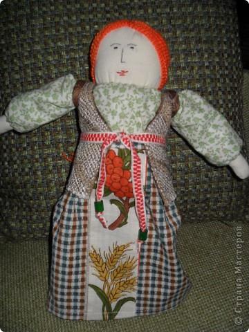 Эту куклу я решила назвать Василиса фото 6