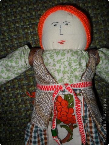 Эту куклу я решила назвать Василиса фото 8