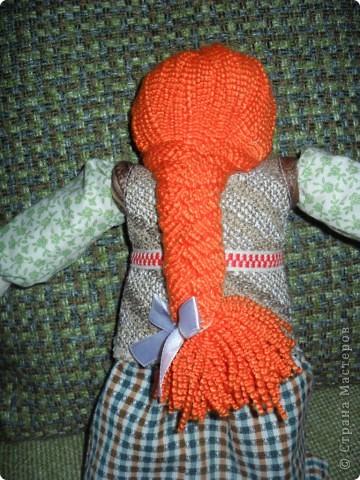 Эту куклу я решила назвать Василиса фото 9