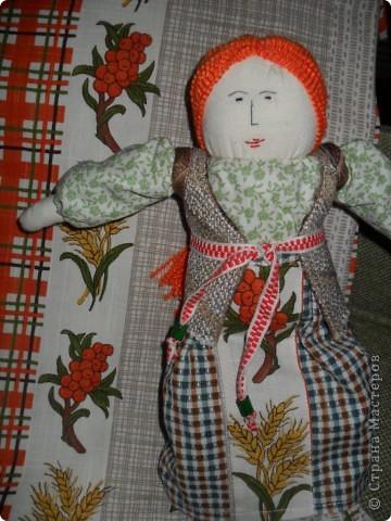 Эту куклу я решила назвать Василиса фото 7