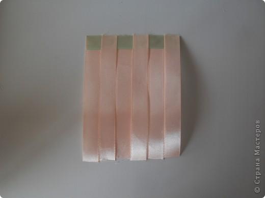 Самая простая салфетка из лент)) Это мой первый мк! Материалы: 1. Ленты 2. Клей (у меня плиточный) 3. Ножницы фото 4