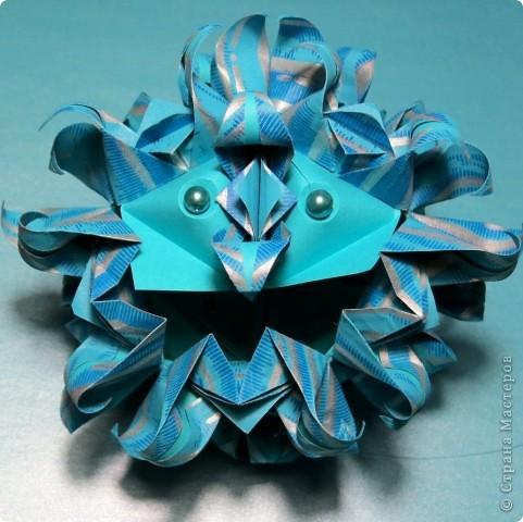 С Днем Победы!  Уже почти год, как я занимаюсь оригами, своеобразная кусудамотерапия, тоже победа. В общем, с праздником.  фото 11