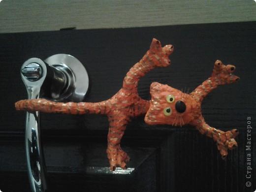 Рыжий кот фото 3