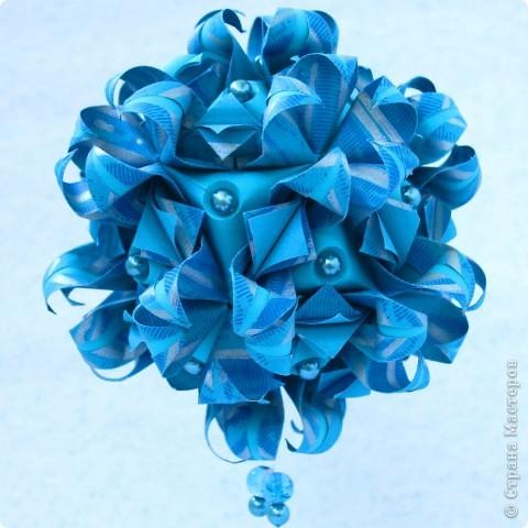 С Днем Победы!  Уже почти год, как я занимаюсь оригами, своеобразная кусудамотерапия, тоже победа. В общем, с праздником.  фото 9