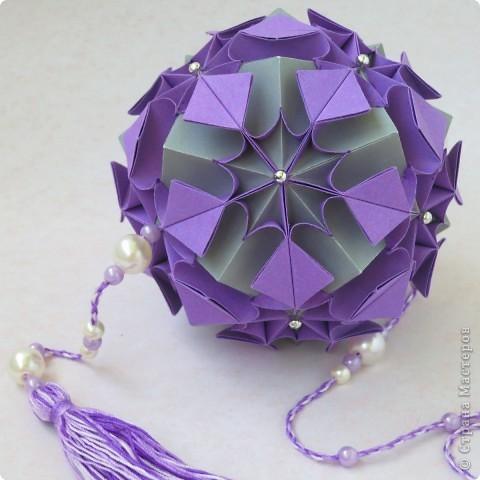 С Днем Победы!  Уже почти год, как я занимаюсь оригами, своеобразная кусудамотерапия, тоже победа. В общем, с праздником.  фото 4