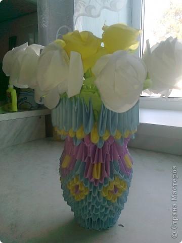 вазы с розами фото 2
