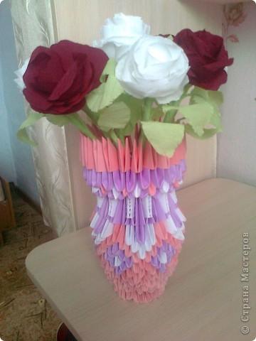 вазы с розами фото 3