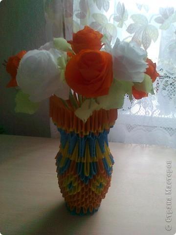 вазы с розами фото 1