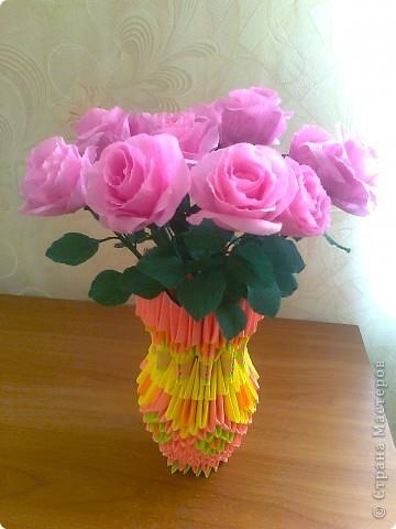 вазы с розами фото 7