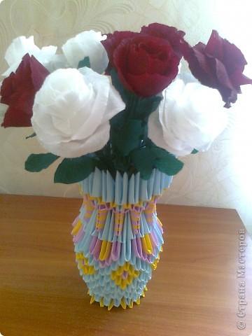 вазы с розами фото 6