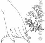 Здравствуйте  Милые Мастерицы! Как и обещала. я опять с розами! В этот раз я  совместила их с контурным квиллингом. Всё началось с Олечки Петровночки  http://stranamasterov.ru/node/317644 Ах, Вы наша вдохновительница, не спать, не есть не могу теперь, вся в трудах праведных для души!  Картина размером 20х30  фото 2