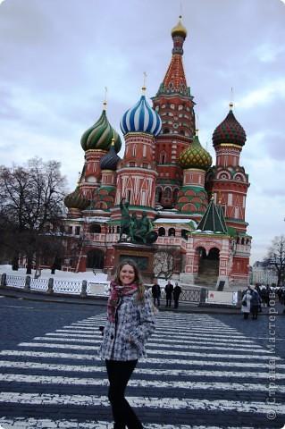 Хочу поделиться с вами очень замечательным и радостным событием в моей жизни: я участвовала в выставке MoskowFair2012. Гуляла по Москве и была неприлично счастливая!!! фото 13